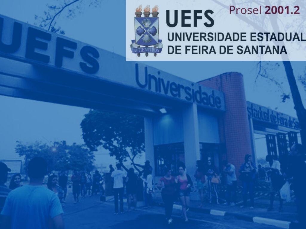 Prova da UEFS 2001.2 respondida