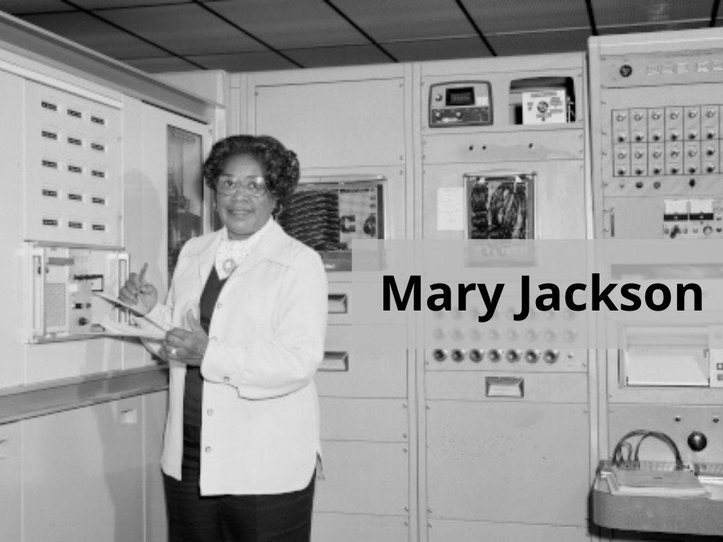 Mary Jackson  (1921-2005)